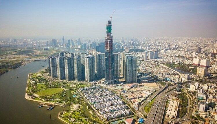 The Landmark 81 chính thức trở thành tòa nhà cao nhất Đông Nam Á