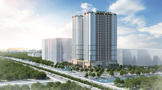 Dự án Tứ Hiệp Plaza triển khai ưu đãi hấp dẫn nhân dịp bàn giao nhà