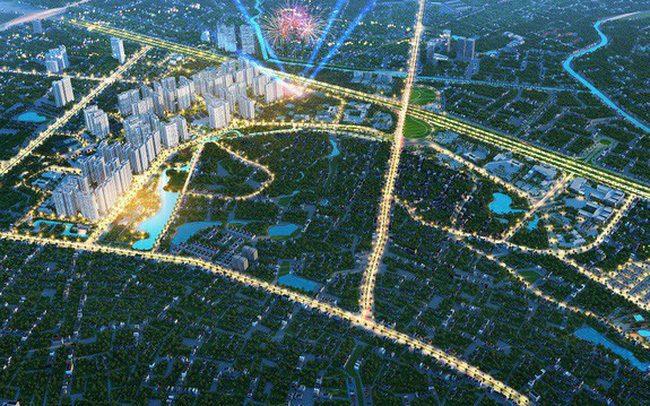 6 tòa chung cư Vincity Sportia đầu tiên sẽ do Hòa Bình xây dựng
