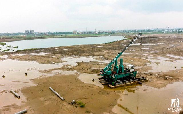 Tháng 10/2019 sẽ xây dựng một số công trình hạ tầng phục vụ sân bay Long Thành