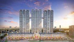 Thiết kế bên trong dự án căn hộ cao cấp hàng đầu Dĩ An