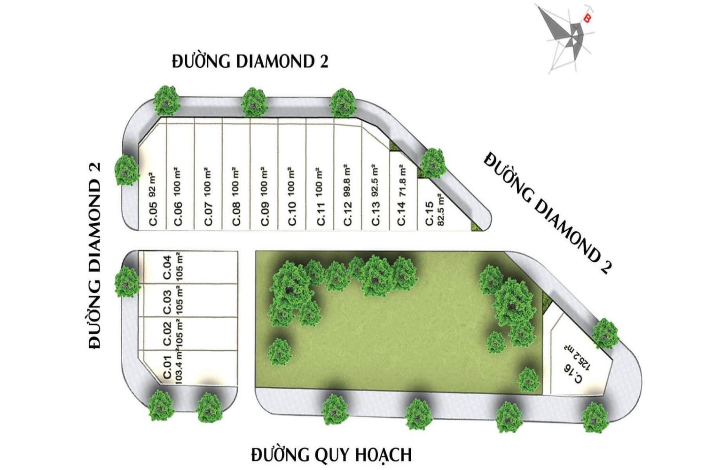 Diamond Central Biên Hòa
