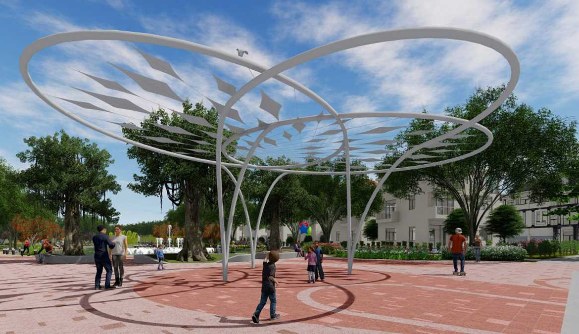 Khu vui chơi trẻ em Dự án La Vida Residences Vũng Tàu